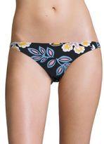 Tory Burch Bay Low-Rise Bikini Bottom