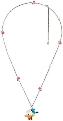 Gucci Disney x Donald Duck necklace