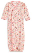 Infant Girl's Magnetic Me Print Gown