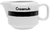 Brooklynese Creamuh Ceramic Creamer