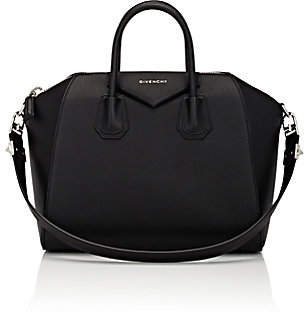 Givenchy Women's Antigona Leather Medium Duffel - Black 001