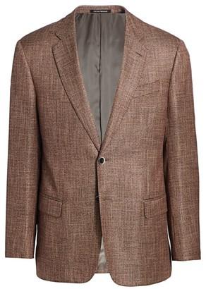 Emporio Armani Textured Sportcoat