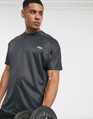 Asos 4505 training oversized t-shirt with seam detail