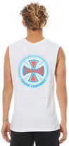 Independent New Men's Ogtc Mens Muscle Crew Neck Cotton White