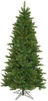 Asstd National Brand 14' Eastern Pine Slim Artificial Christmas Tree -Unlit