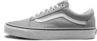 Vans Old Skool Shoes - Size 4