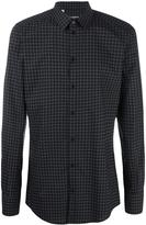 Dolce & Gabbana dot print shirt - men - Cotton - 39