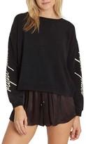 Billabong Women's It's Time Sweatshirt