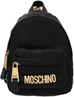 Moschino Mini Chain Backpack