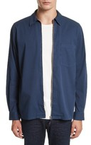 Norse Projects Men's Jens Garment Dyed Twill Jacket