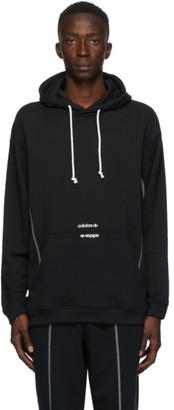 adidas Black Crew Hoodie