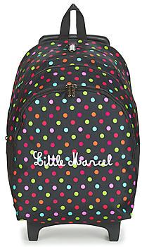 Little Marcel VIENI girls's Rucksack in Black
