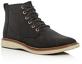 Toms Men's Porter Suede Boots