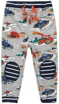 Boys Cotton Pants Drawstring Elastic Sweatpants By Jobakids