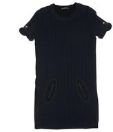 Louis Vuitton Navy Wool Dress