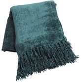 Pier 1 Imports Spruce Chenille Throw