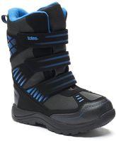 totes Sheldon Boys' Waterproof Winter Boots