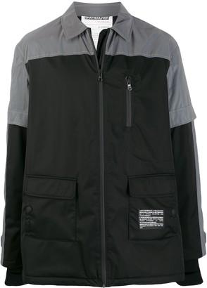 Colmar Shayne Oliver model shirt jacket