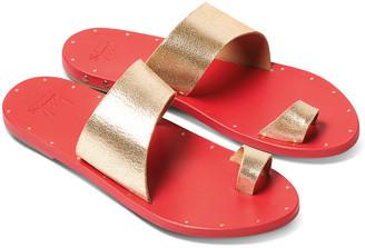 beek Finch Leather Sandal