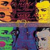 3.1 Phillip Lim 1art1 Posters: Günter Edlinger Poster Art Print - Mozart 1 x inches)