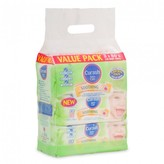 Curash Soothing Baby Wipes Value Pack 3 wipes