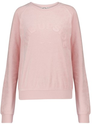 The Upside Florencia cotton-blend sweatshirt