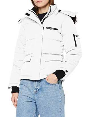 New Look Women's Op Aw19 Lola Short Puffer Jacket