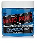 Manic Panic Unisex Adult's Creamtones Perfect Pastel Hair Dye - One Size, (Blue Angel) by