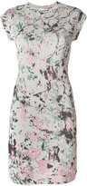 M Missoni printed cap sleeve mini dress - women - Polyamide - 40