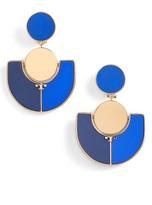 Tory Burch Women's Large Drop Earrings