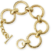 Ashley Pittman Daima Bronze Link Bracelet