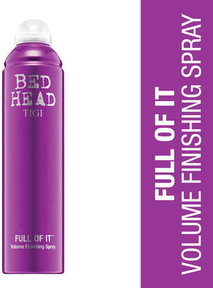 Bed Head Cosmetics Tigi Bed Head Full Of It Volume Hairspray for Firm Flexible Hold 371ml
