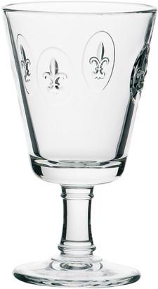 La Rochere Fleur de Lis Wine Glasses, Set of 6