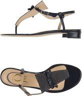 O Jour Toe strap sandals
