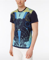 Versace Men's Graphic-Print Cotton T-Shirt