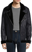 BLK DNM 76 Leather Jacket