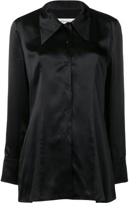Maison Margiela Lace Detail Shirt