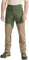 Columbia Ptarmigan Pants - Cotton, Synthetic Overlay (For Men)