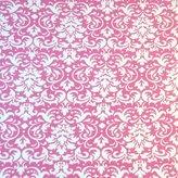 SheetWorld Crib Sheet Set - Damask - Made In USA