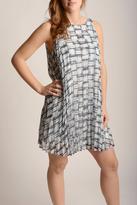 BB Dakota Pleated Swing Dress