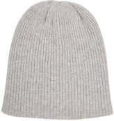 The Elder Statesman Women's Watchman Cashmere Cap