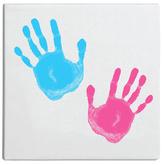Handprint Wall Art (Canvas)