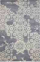 Bashian Brothers Bashian Gramercy Doyle Grey 3'9'' x 5'9'' Area Rug