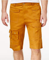 "Sean John Men's Ombre Flight Cargo 12.5"" Stretch Shorts, Only At Macy's"