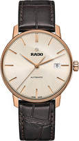 Rado R22861115 Coupole Classic rose gold watch