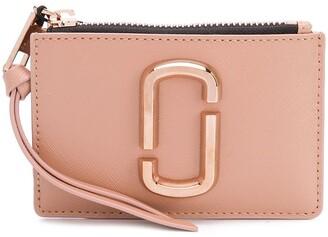 Marc Jacobs Snapshot DTM leather wallet