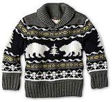 Joe Fresh Joe FreshTM Pull-over Jacquard Sweater - Boys 1t-5t