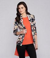 Quinn Floral-Print Blazer