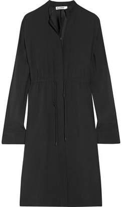 Jil Sander Crepe Coat
