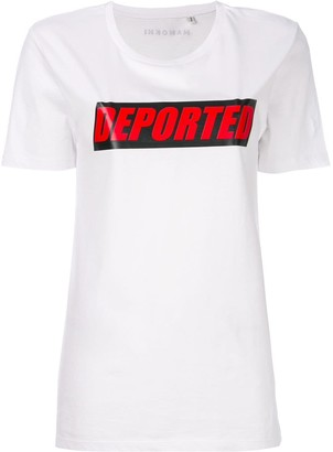 Manokhi Departed T-shirt